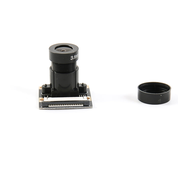 Raspberry Pi Camera Adjustable-Focus Module 5MP OV5647 Webcam Video 1080p