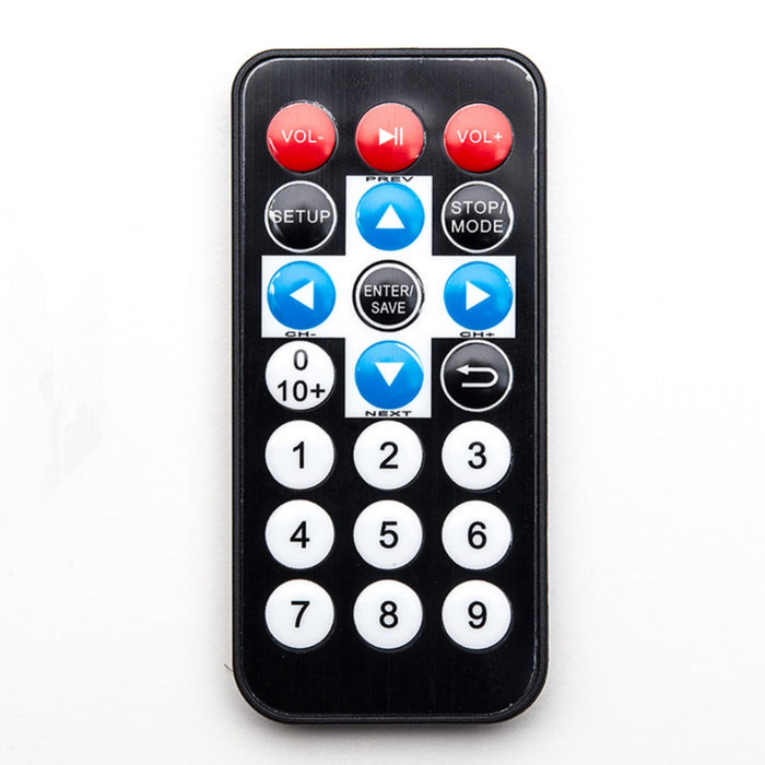 Odseven Mini Remote Control with 21 Buttons