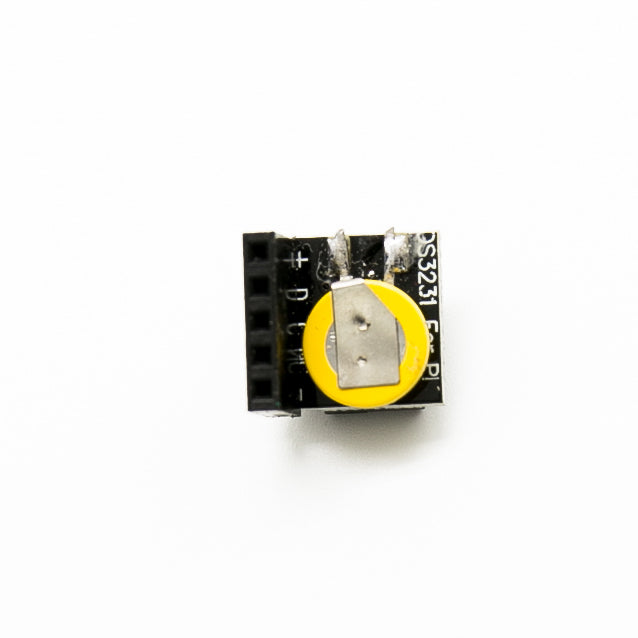 Odseven Precision DS3231 Real Time Clock Module RTC DS3231 3.3V/5V with Battery for Raspberry Pi