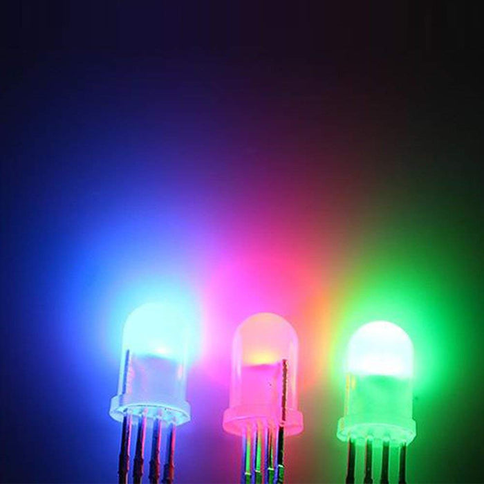 Odseven Diffused RGB LED - Common Anode