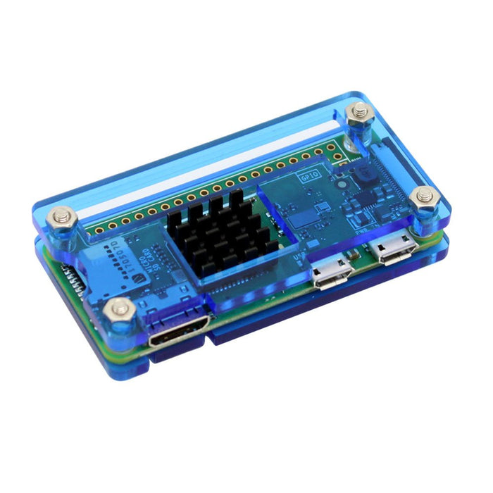 Raspberry Pi Zero Starter Kit-Blue for Raspberry Pi Zero W and Pi Zero 1.3 Wholesale