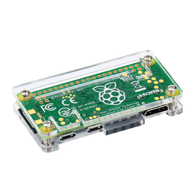 Raspberry Pi Zero Starter Kit-Clear for Raspberry Pi Zero W and Pi Zero 1.3 Wholesale
