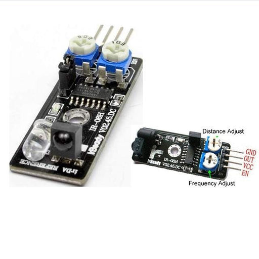 Odseven IR Infrared Obstacle Avoidance Sensor Module for Arduino