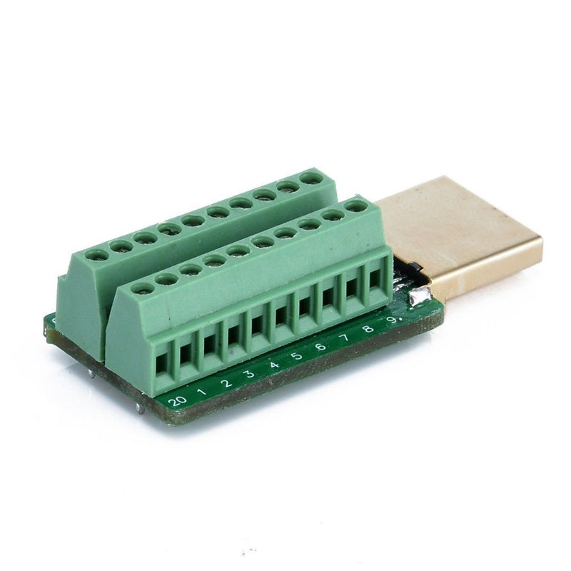 Odseven Wholesale HDMI Plug to Terminal Block Breakout