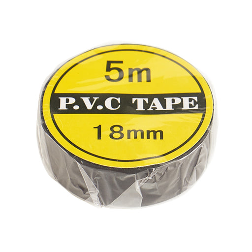 Width 18mm Length 5M Insulation Tape Heat Resistant High Temperature Adhesive PVC Wholesale