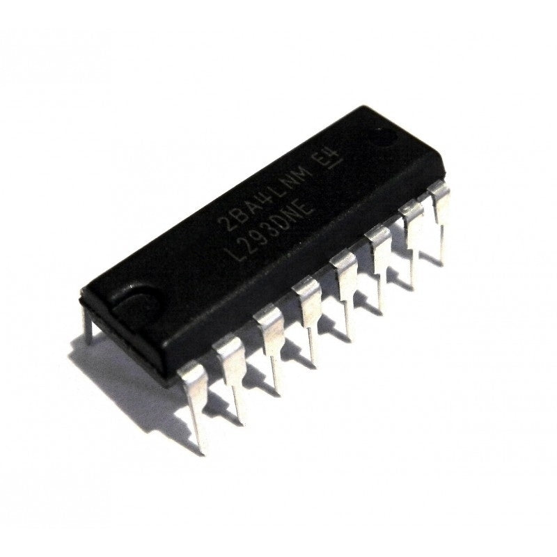 Odseven Dual H-Bridge Motor Driver for DC or Steppers - 600mA - L293D Wholesale