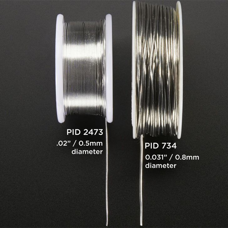 "Odseven Solder Wire - RoHS Lead Free - 0.5mm/.02"" Diameter - 50g"
