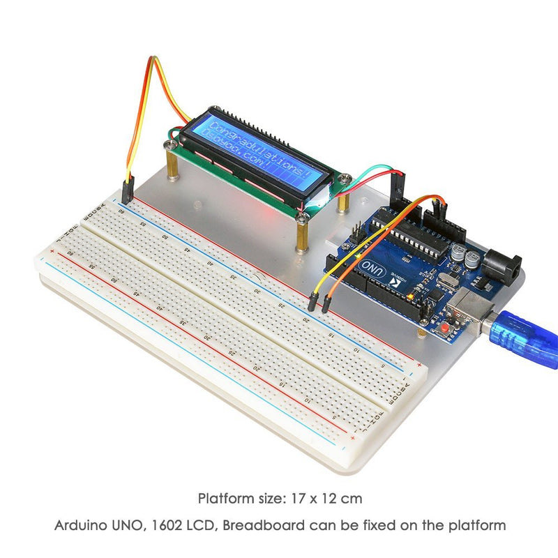 Odseven Universal Starter Kit Include UNO R3 Desktop for Arduino