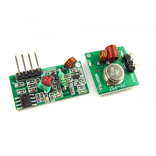 Odseven Wireless Transmitter and Receiver Link Kit Module 433Mhz for Arduino