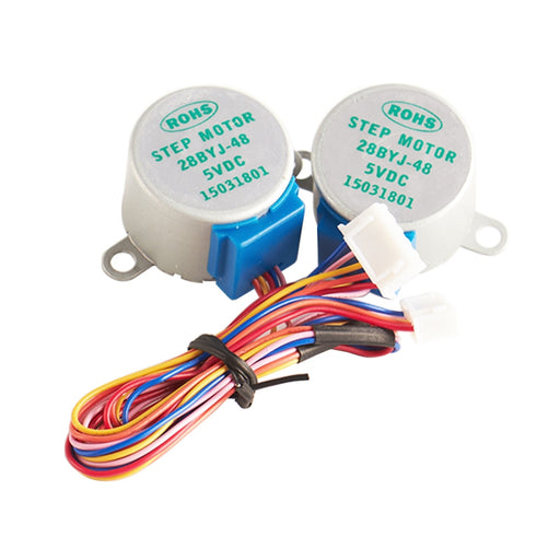 Odseven Small Reduction Stepper Motor - 5VDC Wholesale