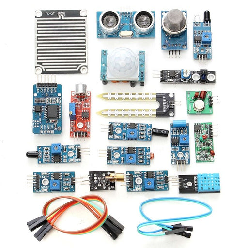 Odseven 16pcslot Sensor Module Board Kit for Arduino Raspberry Pi 32 Model B