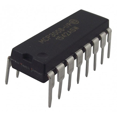 Wholesale MCP 3008 2.7V 8-Channel 10-Bit A/D Converters with SPI Serial Interface