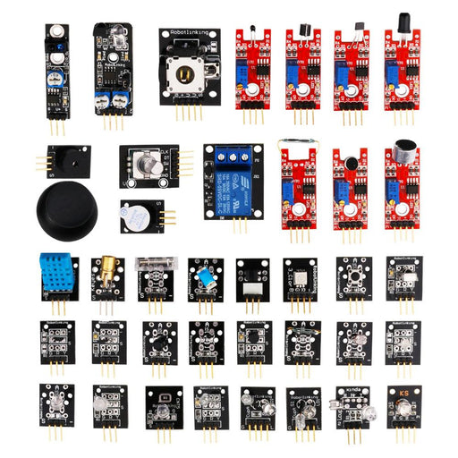 Odseven 37 in 1 Sensors Modules Kits for Arduino Wholesale
