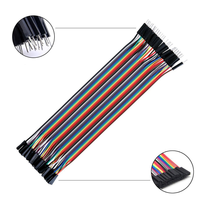Odseven Multicolored Breadboard Jumper Wires kits Wholesale