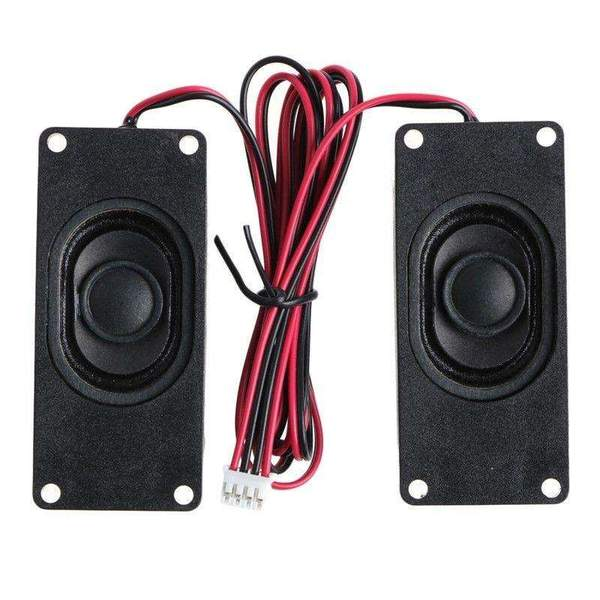 Odseven Stereo Enclosed Speaker Set - 3W 4 Ohm Wholesale