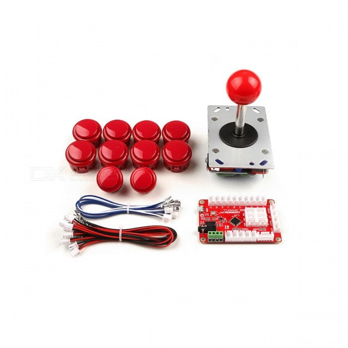 Odseven DIY Retro Game Kit-Single Player for Raspberry Pi Wholesale