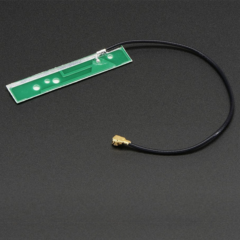Wholesale 2.4GHz Mini Flexible WiFi Antenna with uFL Connector - 100mm