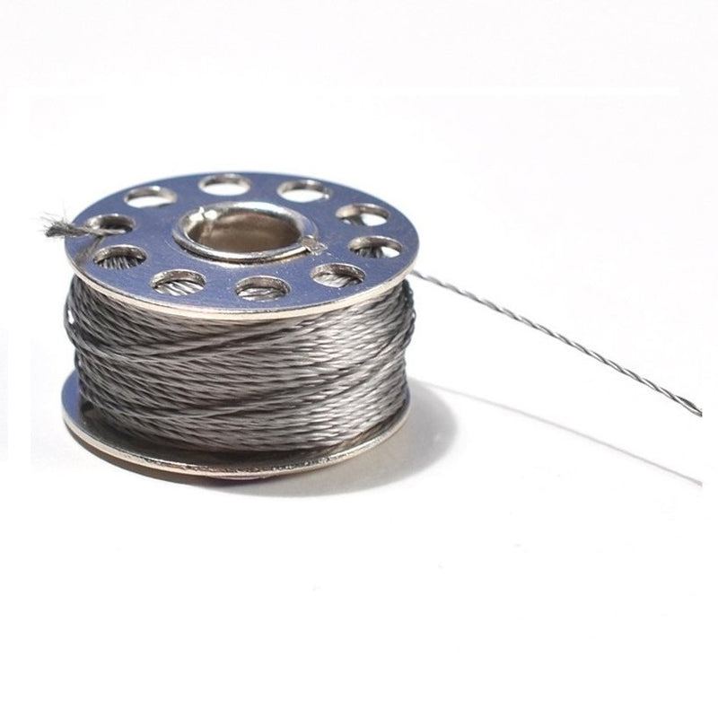 Odseven Stainless Medium Conductive Thread - 3 ply - 18 Meter/60 ft