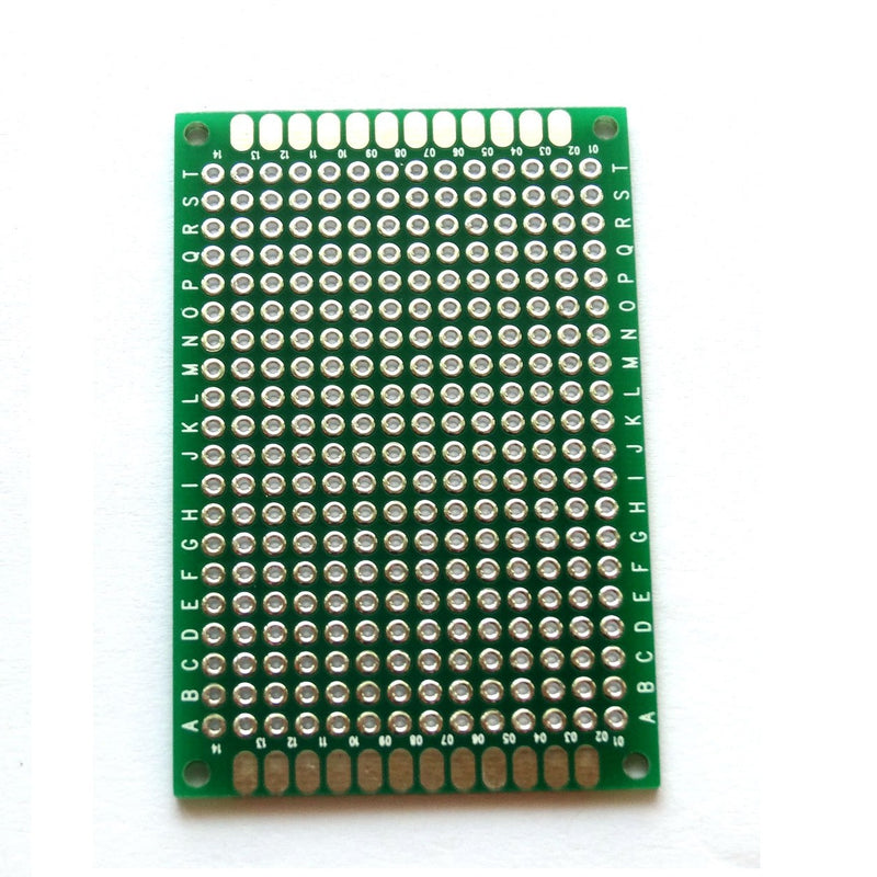 Odseven Penta Angel 10pcs Double-Side Prototype PCB Universal Printed Circuit Board  (4x6cm)