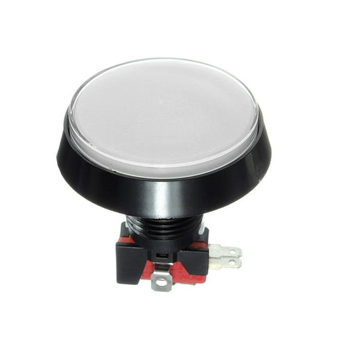 ODSeven Large Arcade Button with LED - 60mm White Wholesale