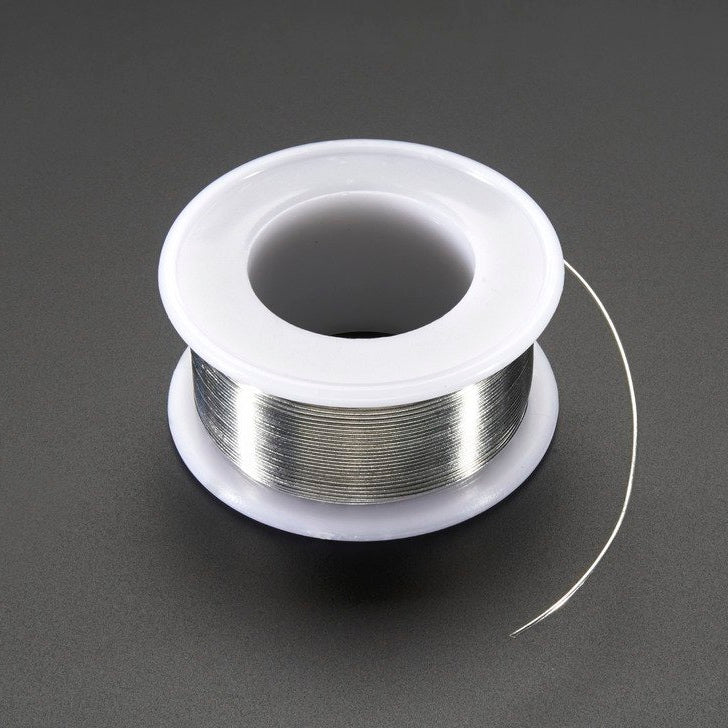 "Odseven Solder Wire - SAC305 RoHS Lead Free - 0.5mm/.02"" Diameter - 50g"