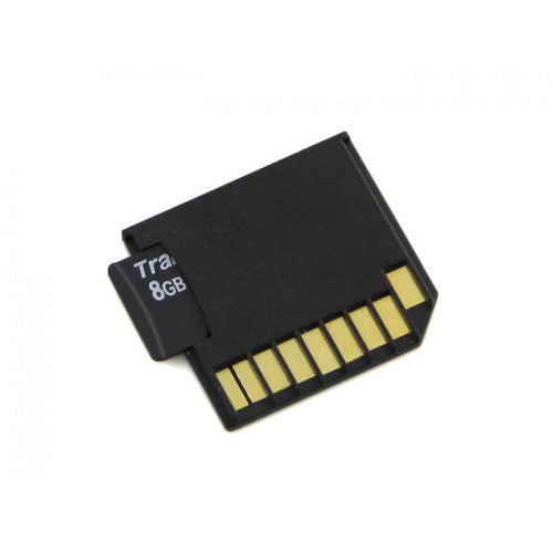 Odseven Black Shortening microSD adapter for Raspberry Pi & Macbooks