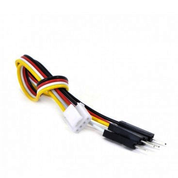 Odseven JST PH 4-Pin to Male Header Cable - I2C STEMMA Cable - 200mm