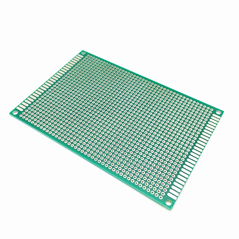 Odseven Penta Angel 5pcs Double-Side Prototype PCB Universal Printed Circuit Board (8x12cm)