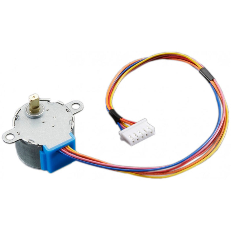 Odseven Small Reduction Stepper Motor - 5VDC 32-Step 1/16 Gearing Wholesale