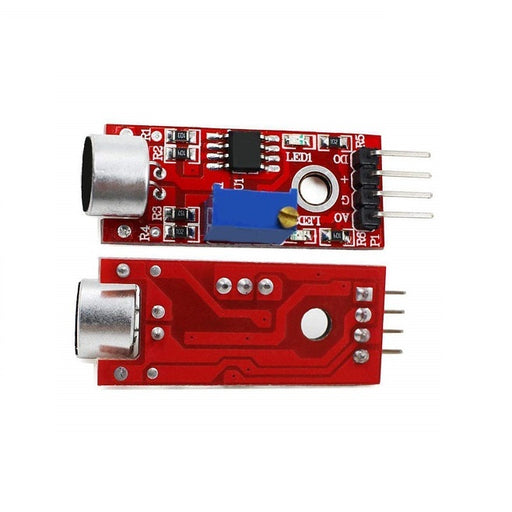 Odseven Microphone Sound Detection Sensor Module for Arduino