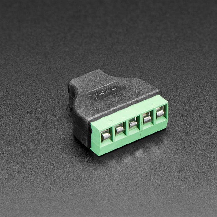 Odseven USB Micro B Female Socket to 5-pin Terminal Block Wholesale