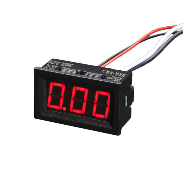 Odseven Panel Current Meter - 0 to 9.99A Wholesale