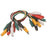 Odseven Small Alligator Clip Test Lead (set of 12)