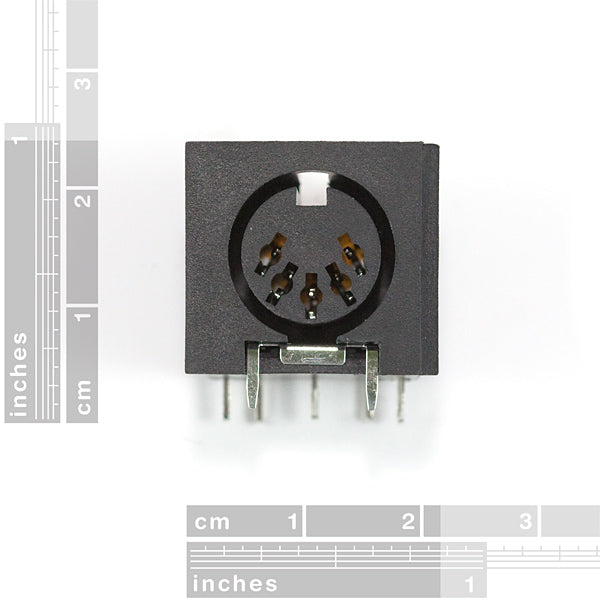 Odseven Breadboard-friendly MIDI Jack (5-pin DIN) Wholesale