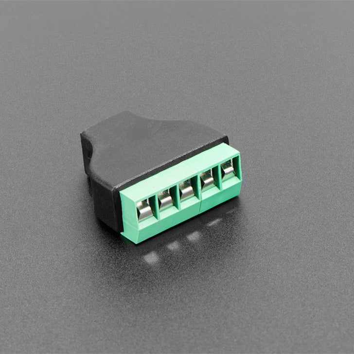Odseven USB Mini B Female Socket to 5-pin Terminal Block Wholesale