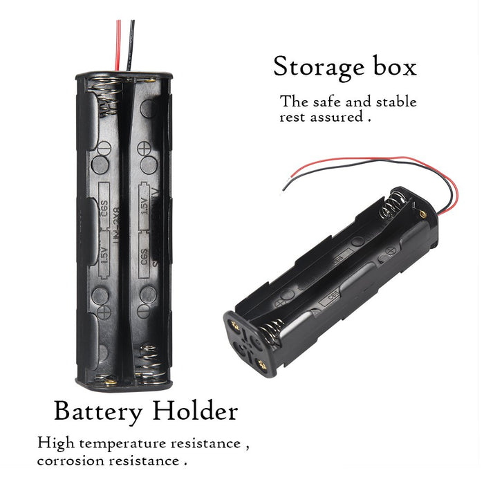 Odseven Wholesale 8 x AA Battery Holder