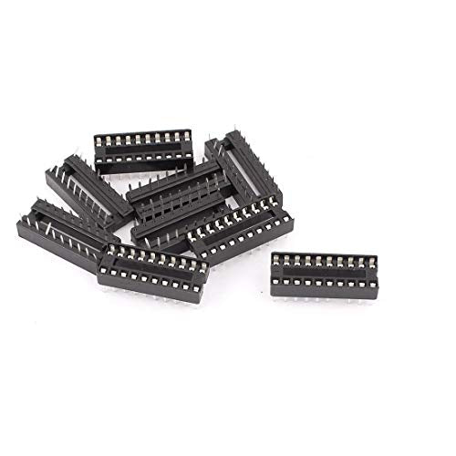 "Odseven Wholesale IC Socket - for 20-pin 0.3"" Chips - Pack of 3"