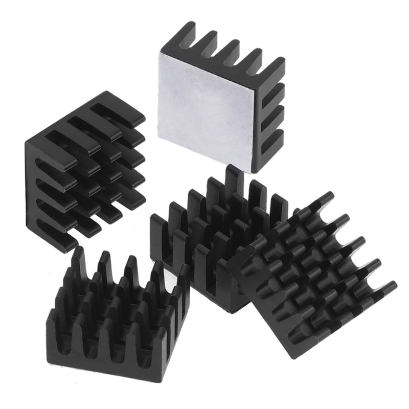 Odseven Aluminum Heat Sink for Raspberry Pi 3 - 14 x 14 x 8mm