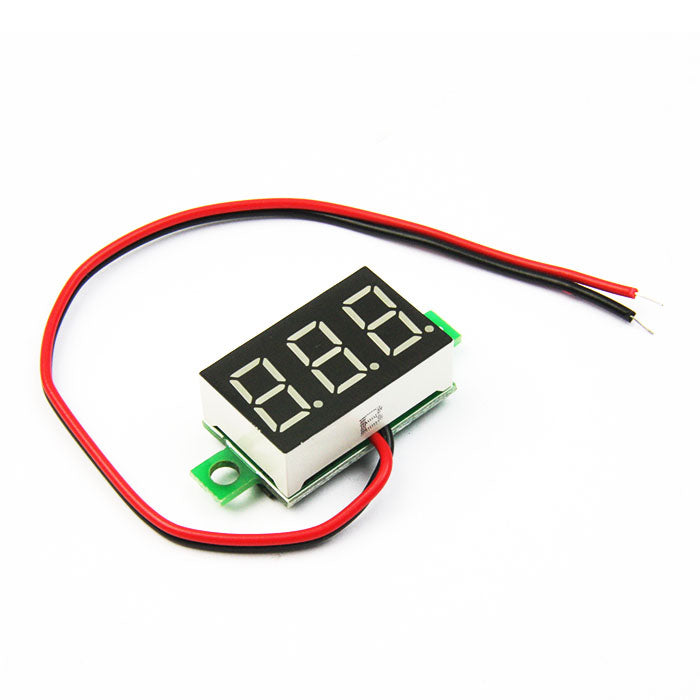Odseven Mini 2-wire Volt Meter (3.2 - 30 VDC) Wholesale