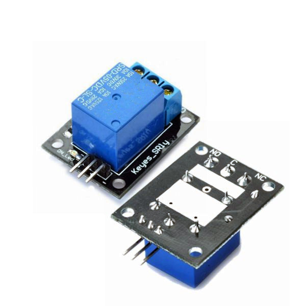 Odseven 5V 1-Channel Relay Board Module for Arduino Raspberry Pi ARM AVR DSP PIC