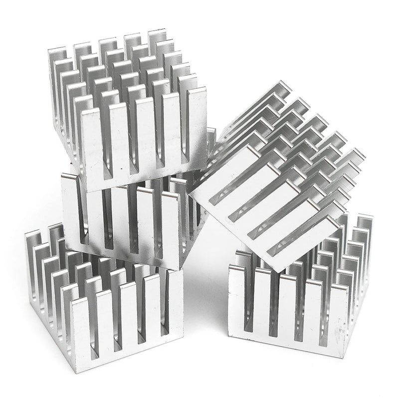 Odseven Aluminum Heat Sink for Raspberry Pi 3 - 15 x 15 x 15mm Wholesale