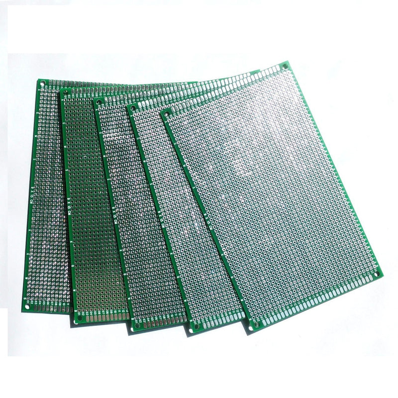 Odseven Penta Angel 5pcs Double-Side Prototype PCB Universal Printed Circuit Board (9x15cm)