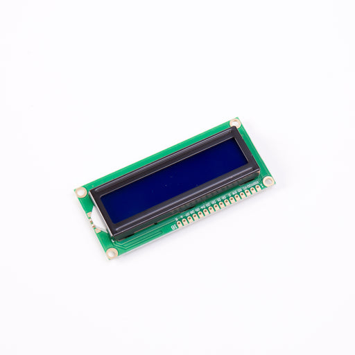 ODSEVEN 1602 LCD (Blue Screen) with backlight of the 16x2 LCD screen for Raspberry Pi