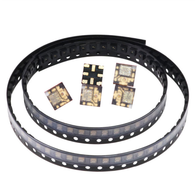 Odseven DotStar Micro LEDs (APA102–2020) - Smart SMD RGB LED - 10 pack
