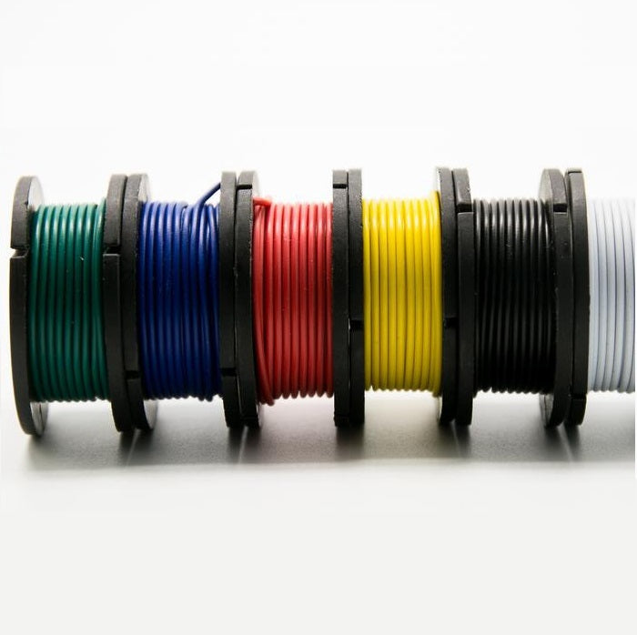 Odseven Solid-Core Wire Spool Kits (Six Colors)
