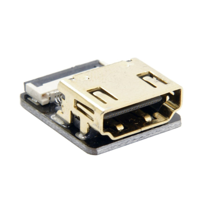 Odseven DIY HDMI Cable Parts - Straight HDMI Socket Adapter Wholesale