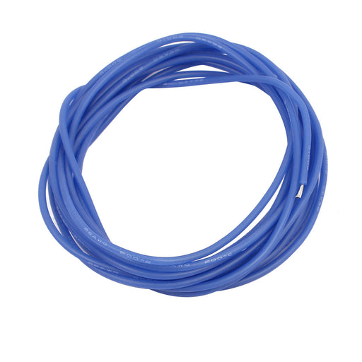 Odseven Silicone Cover Stranded-Core Wire - 2m 26AWG Blue Wholesale