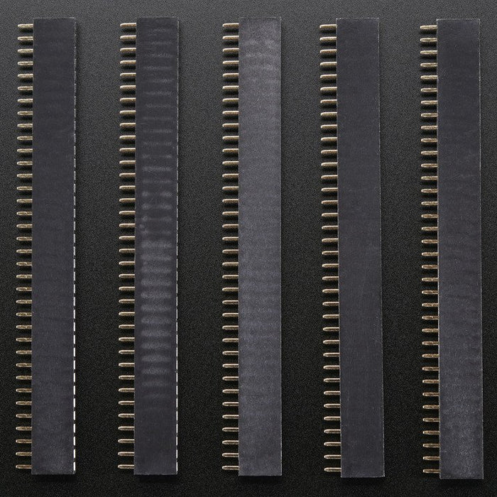 "Odseven 36-pin 0.1"" Female header - pack of 5 Wholesale"