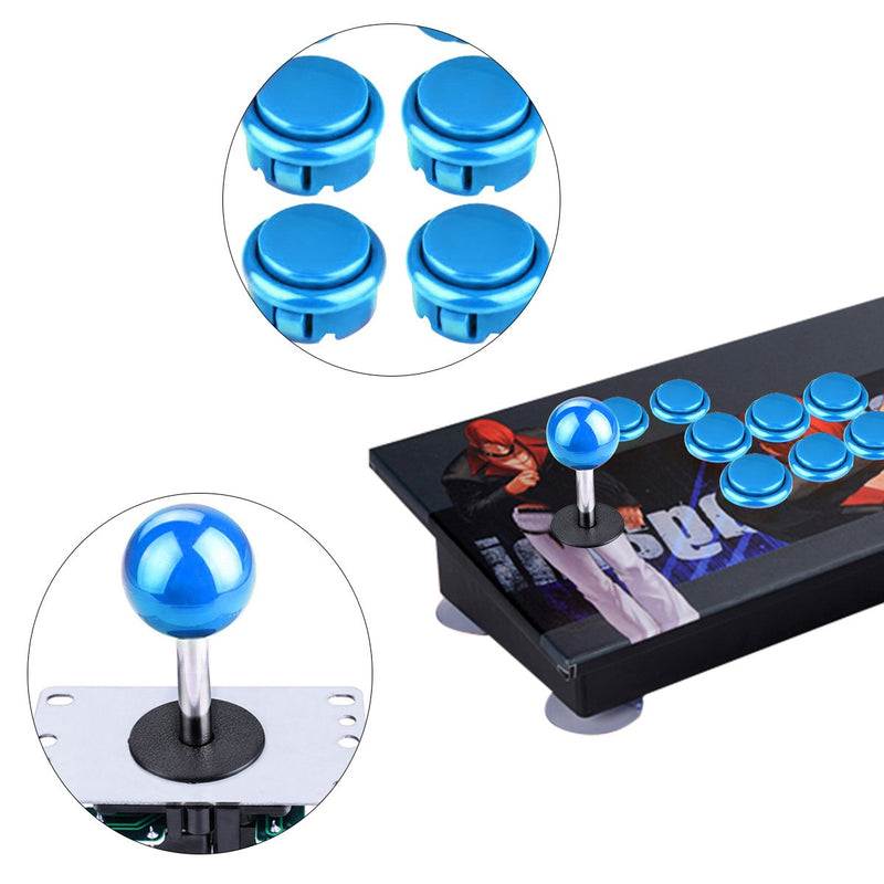 Odseven DIY Arcade Game Button and Joystick Controller Kit Wholesale