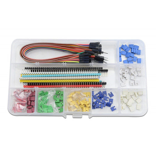 2.54mm Circuit Board 40 Pin Multicolored Jumper Wire Assortment Kit